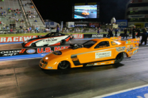 Jegs Alcohol Funny Car Final